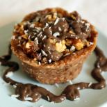 Lovely little mini pies which are packed with protein, vitamins and healthy fats