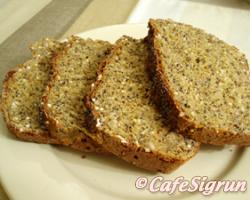 One of my favourite breads for toasting