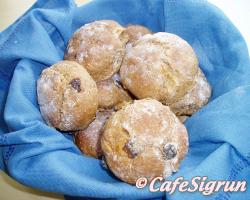I love scones and they are fairly easy to make